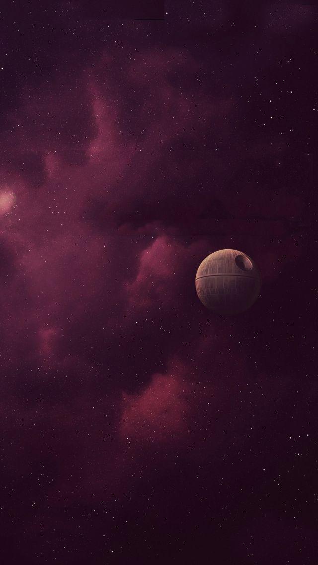 Star Wars Death Star Iphone 5 Wallpapers Star Wars Pinterest