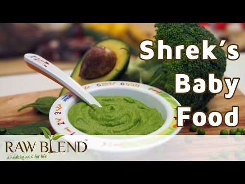 How to make shreks baby food recipe in a vitamix 5200 blender by how to make shreks baby food recipe in a vitamix 5200 blender by raw blend forumfinder Images