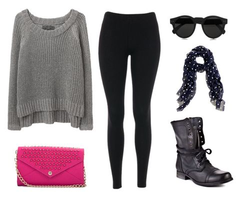 Cute outfits with leggings! Outfit ideas with leggings - Cute Outfits With Leggings! Outfit Ideas With Leggings Hair And