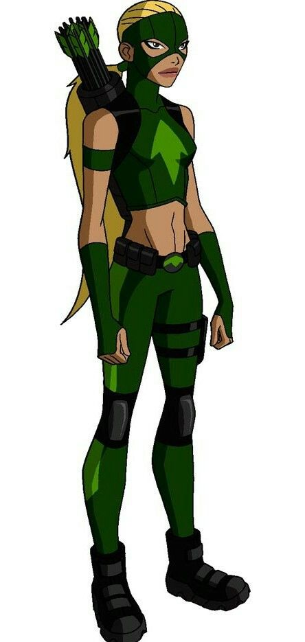 Artemis | Character Art | Young justice, Artemis young justice