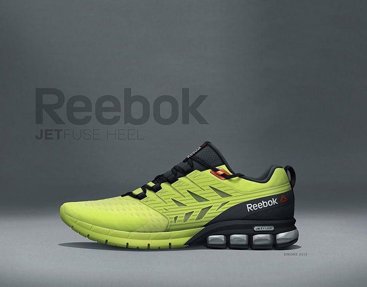 Reebok #JetFuse by Dustin Simone One of, Dustin Simone's
