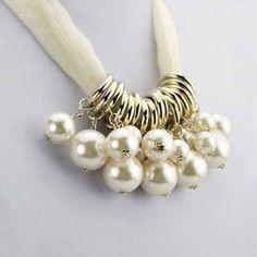 b3c584fea8c1 collares con perlas paso a paso - Pesquisa Google