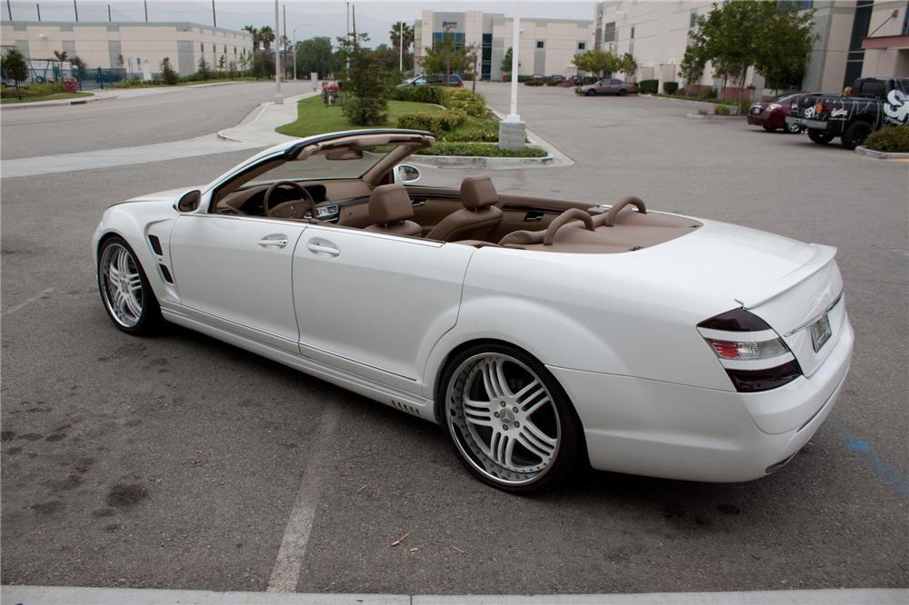 Customized Mercedes Benz 2006 S550 Custom
