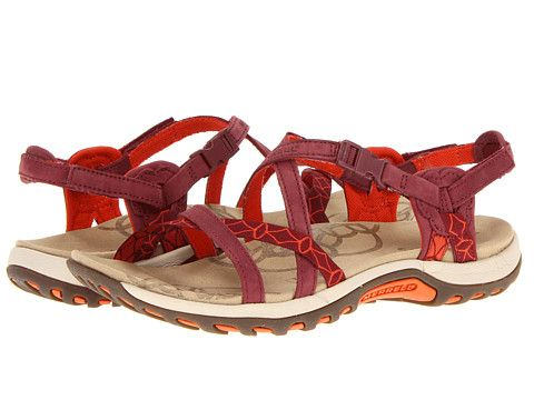 Merrell Jacardia.......so these arent cute! but would be perfect for long walks with Pickle in the summer time.