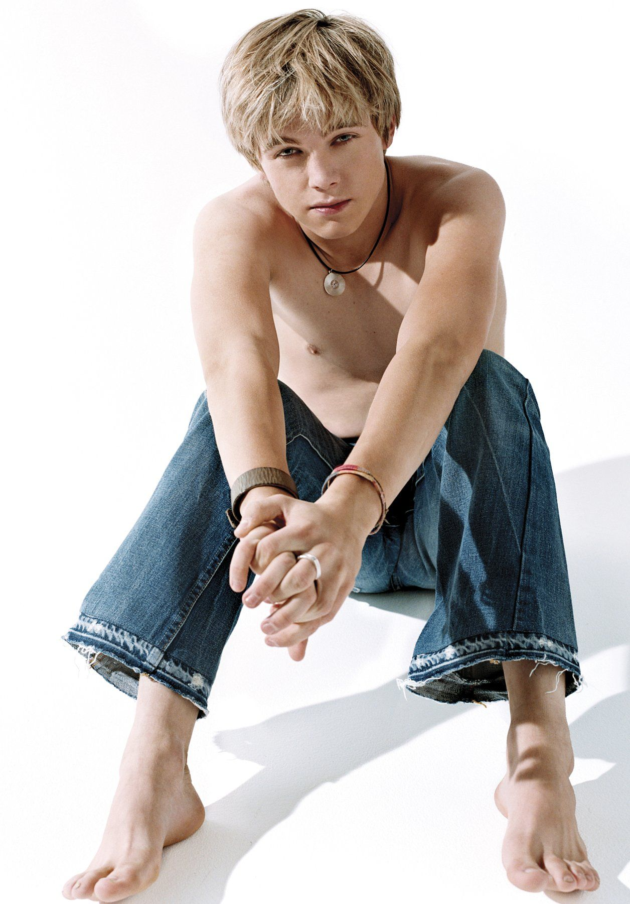 Jesse Mccartney Blonde