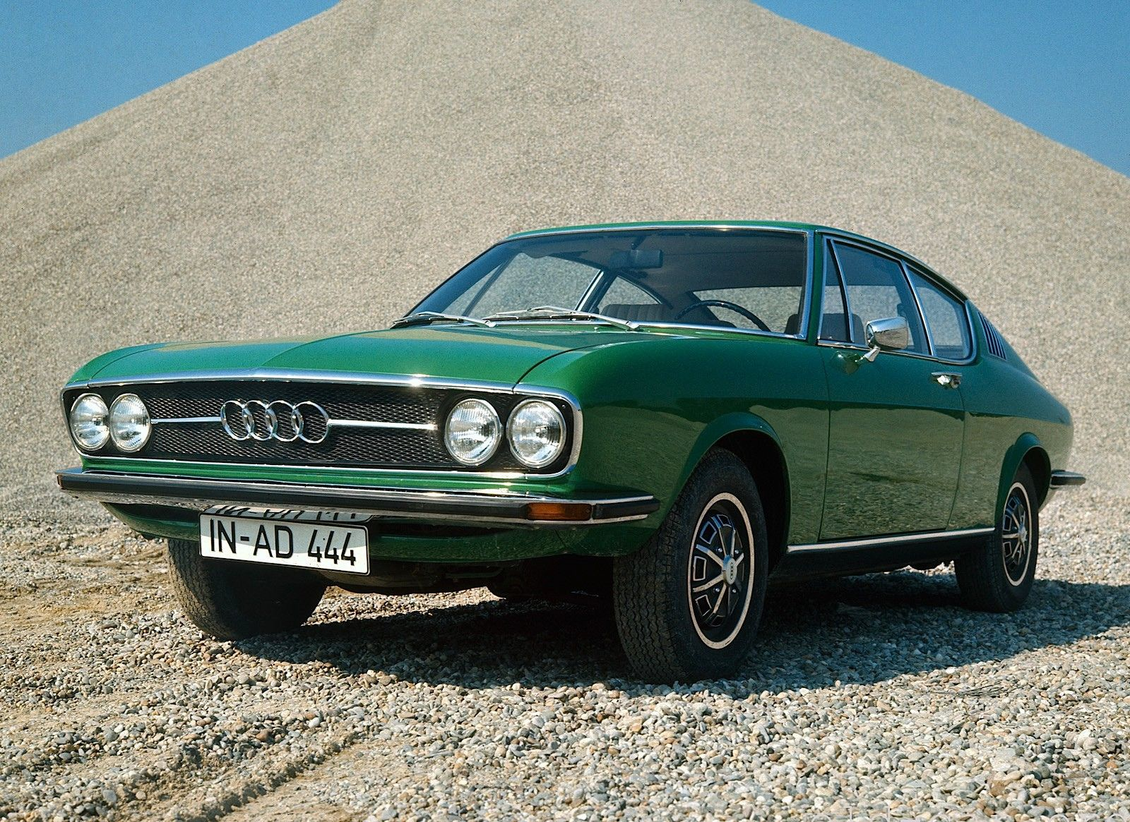 Vintage Audi Coupe | Audi Style | Pinterest | Audi 100, Audi coupe ...