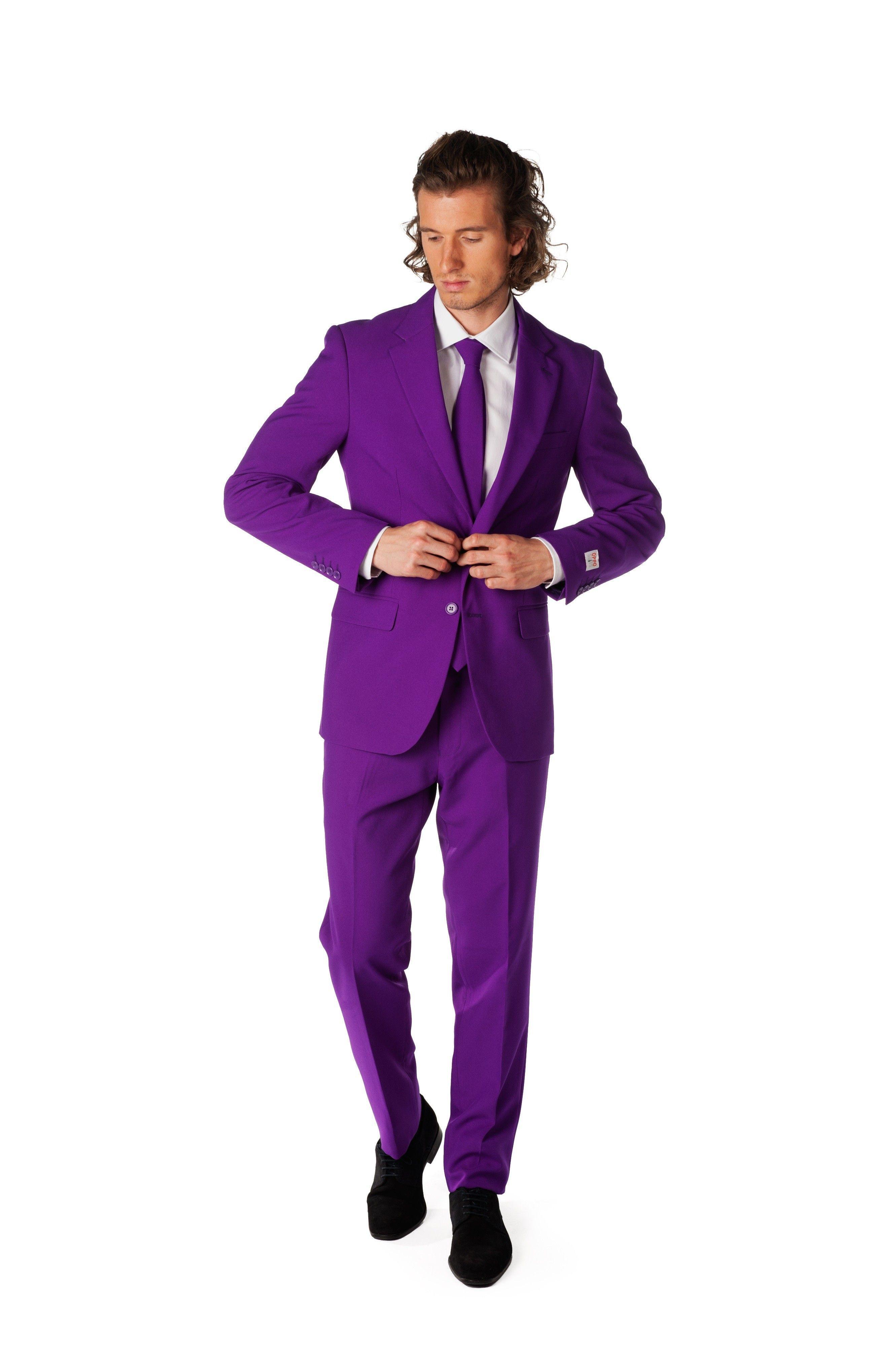 0243db98c005c Traje Purple Prince Opposuit para hombre en 2019