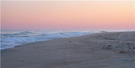Sunset At Surfside Beach Nantucket