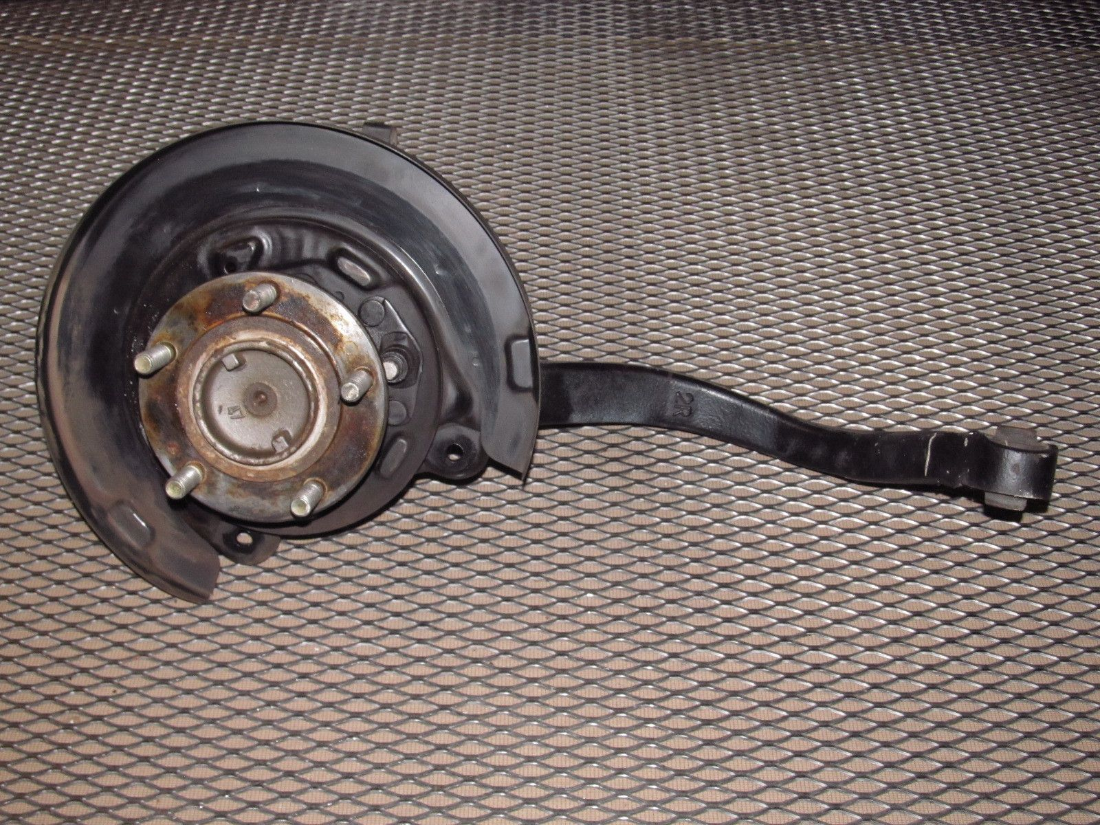 97 98 99 mitsubishi eclipse oem rear spindle hub assembly right