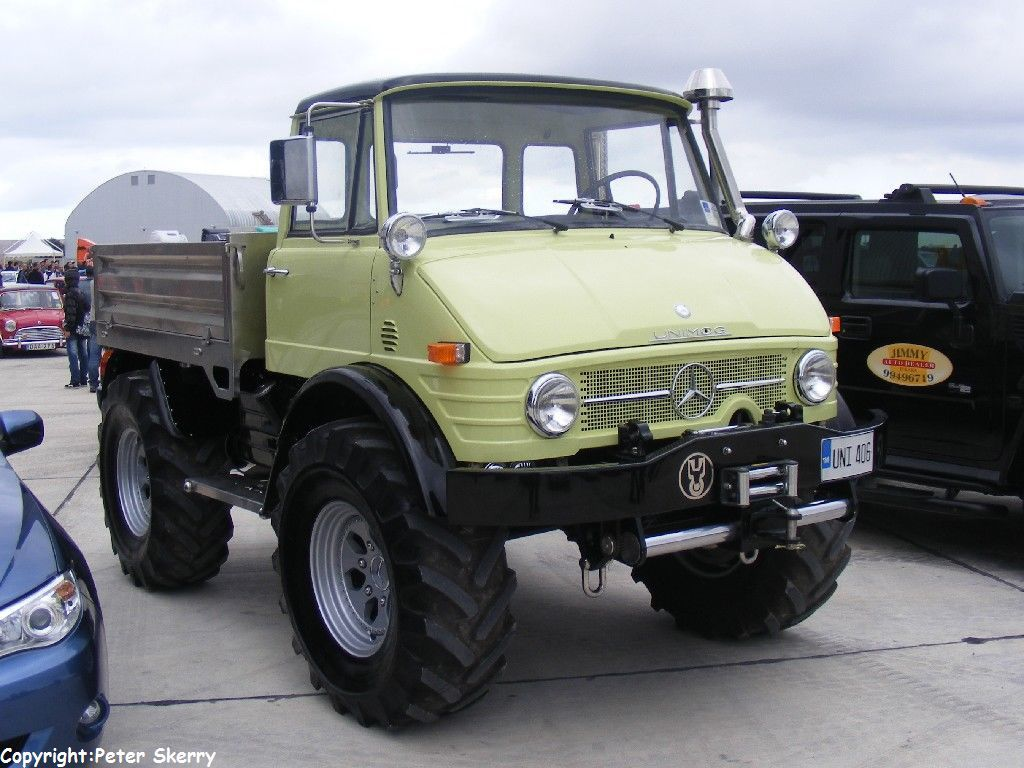 Http cars pics for Mercedes benz unimog