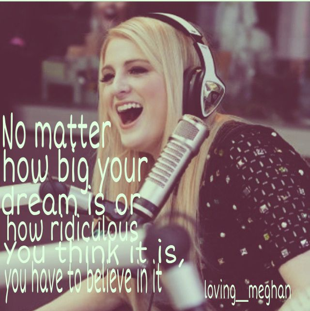 The Love Train Meghan Trainor: Meghan Trainor. I Love This.