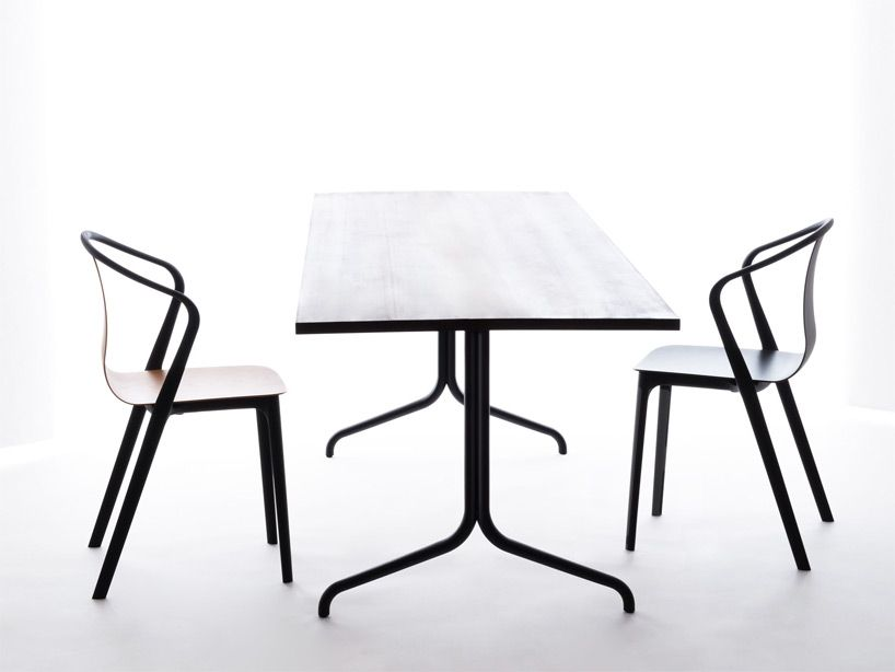 bouruollec vitra belleville designboom | 29 | Pinterest | Dining ...