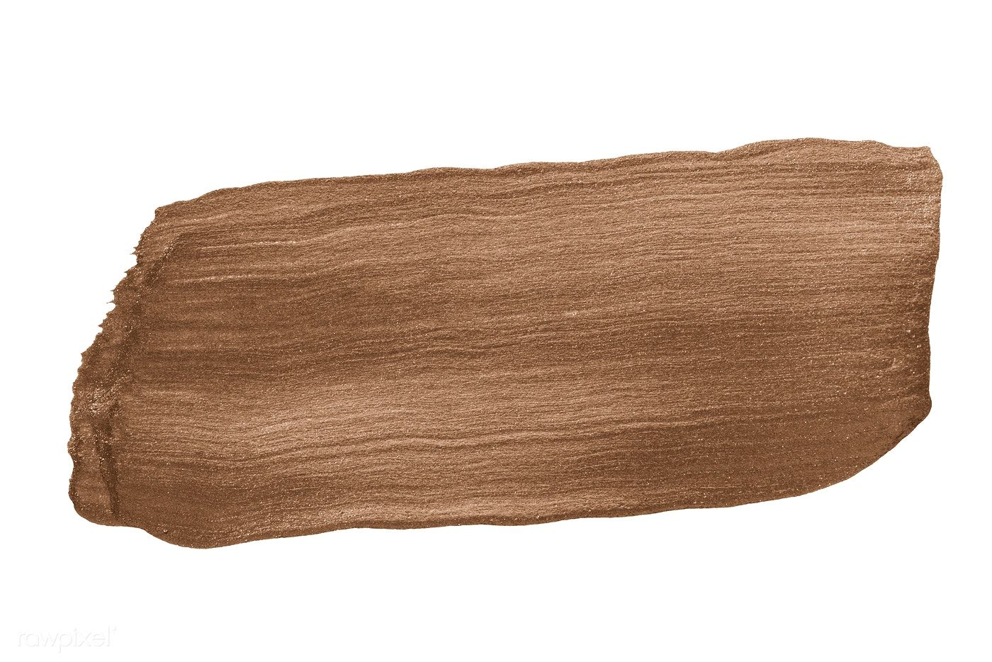 Download Premium Psd Of Festive Shimmery Brown Brush Stroke 552834 Brush Strokes Brown Aesthetic Brush Stroke Png
