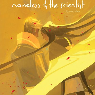 Nameless and the scientist - book 1