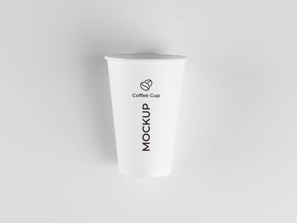 White Paper Cup Mockup Photoshopmockup Mockuptemplate Papercup Papercupmockup Cupmockup Business Card Mock Up Mockup Coffee Shop Logo