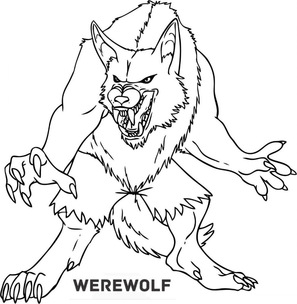 Werewolf is a mutant combination of human and wolf. They ...