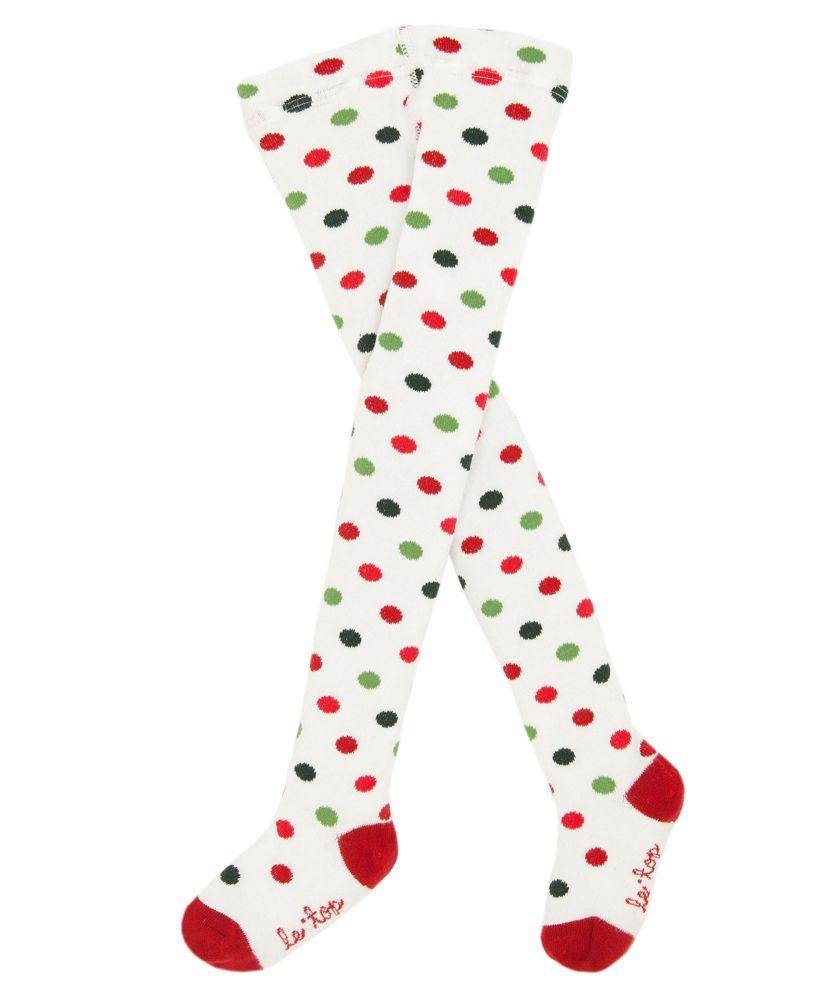 Size 4-6Y Christmas theme santa nylon fashion tights Vintage girl/'s Santa Christmas printed white tights girls vintage tights