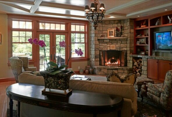 Outstanding Living Room Layout With Corner Fireplacestunning Small Ideas Fireplace Large Stone Design