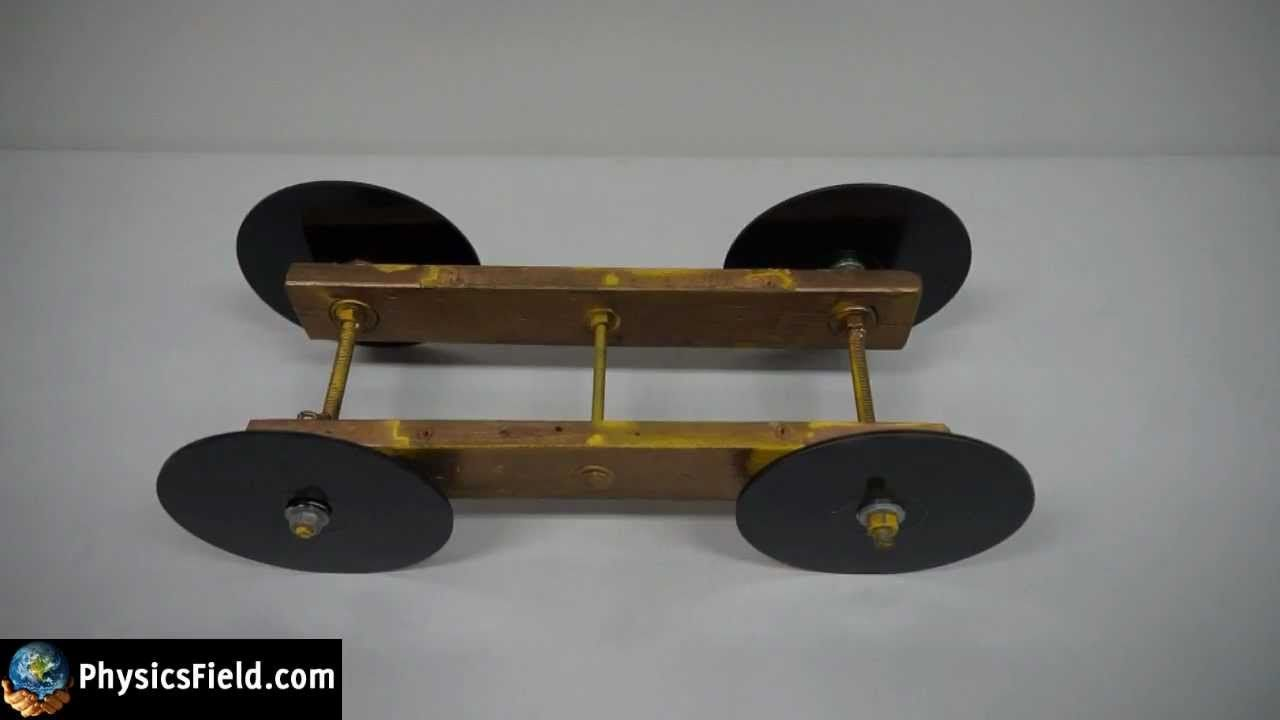 physics car project This will add extra energy to the mousetrap car and it will travel farther as a result however, this will probably be considered cheating there are different variables to consider, making the mousetrap car a challenge to design it is fun though, and i learned from the experience when i did it for my third year design project.