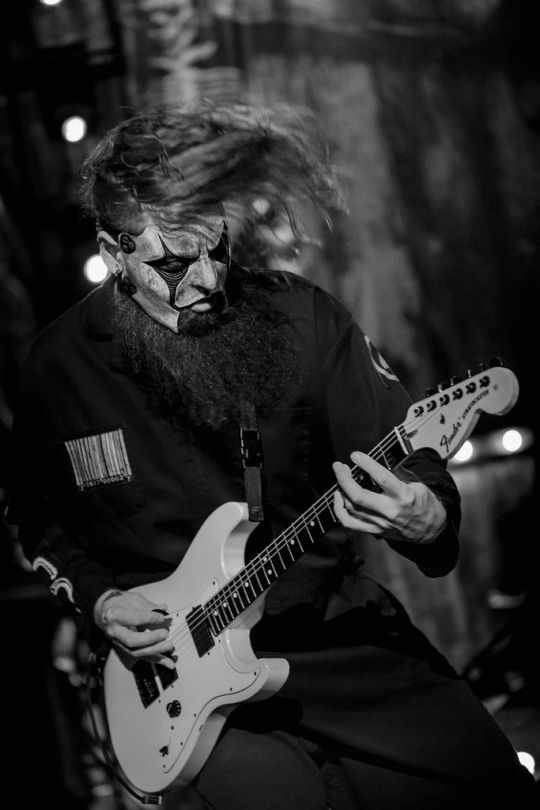 Jim Root - Slipknot | Bandas de rock, Carteles de rock y ...