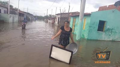HORA DA VERDADE: URGENTE: VÍDEO REPORTAGEM 2 – Nível do Rio Jacuípe...