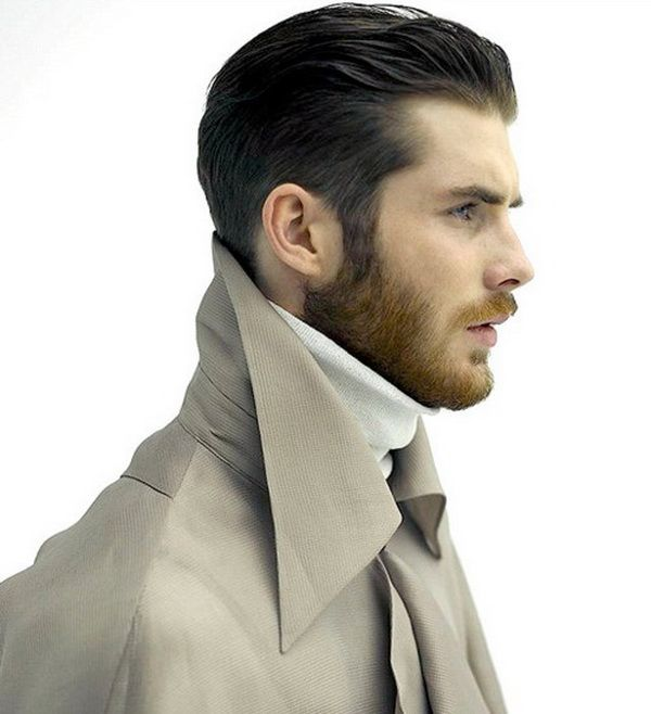 Men Hairstyles With Beards