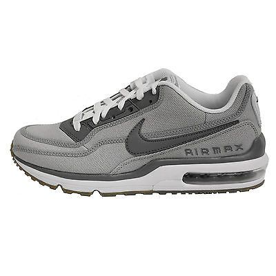 on sale a6095 f96a3 Nike Air Max Ltd 3 Txt Mens 746379-012 Grey Textile Running Shoes Size 10.5