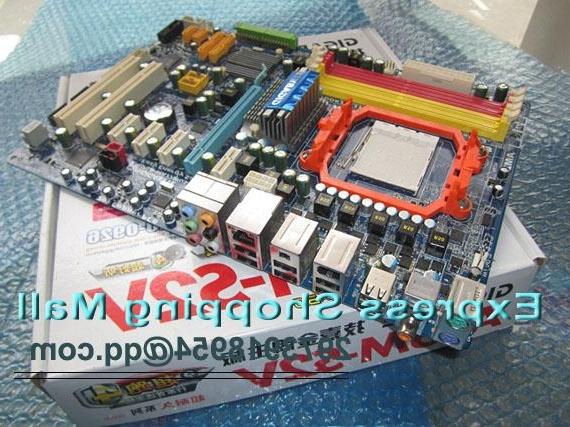 27.00$  Watch now - https://alitems.com/g/1e8d114494b01f4c715516525dc3e8/?i=5&ulp=https%3A%2F%2Fwww.aliexpress.com%2Fitem%2FGood-Quility-GA-MA770-US3-desktop-motherboard-am2-am2-am3-770-motherboard%2F32655667866.html - Good Quility GA-MA770-US3 desktop motherboard am2 am2 + am3 770 motherboard 27.00$