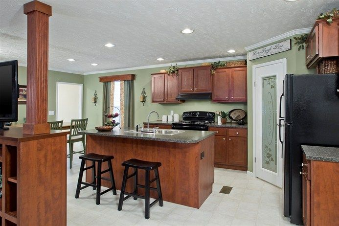 Mobile Home Remodeling Ideas   Clayton Rutledge Homes   Mobile home makeovers