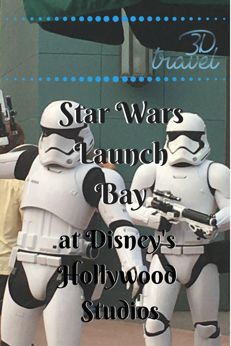 Walt Disney World® Visit Star Wars Launch Bay at Disneys Hollywood Studios.