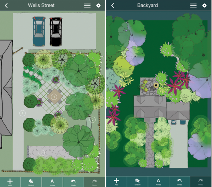 Mobile Me A Landscape Design App That Gets Personal Landscape