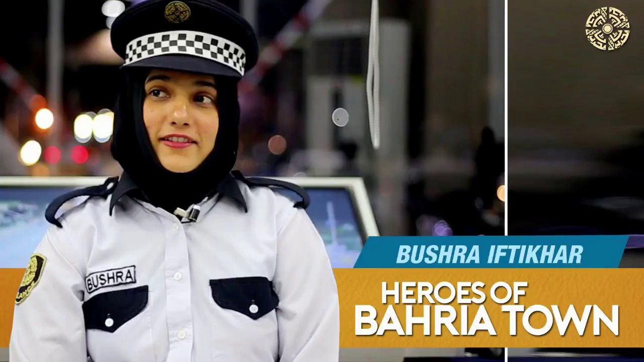 Heroes Of Bahria Town Mobile Vigilance Officer Bahria Town Karachi Hero Real Estate Services