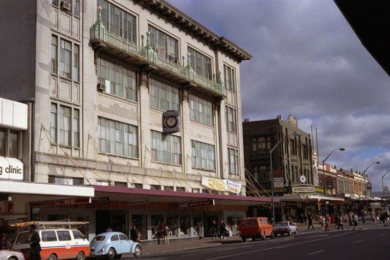 George Courts Karangahape Rd Built 1926 Flats Since 1993 Nz History Auckland City Auckland