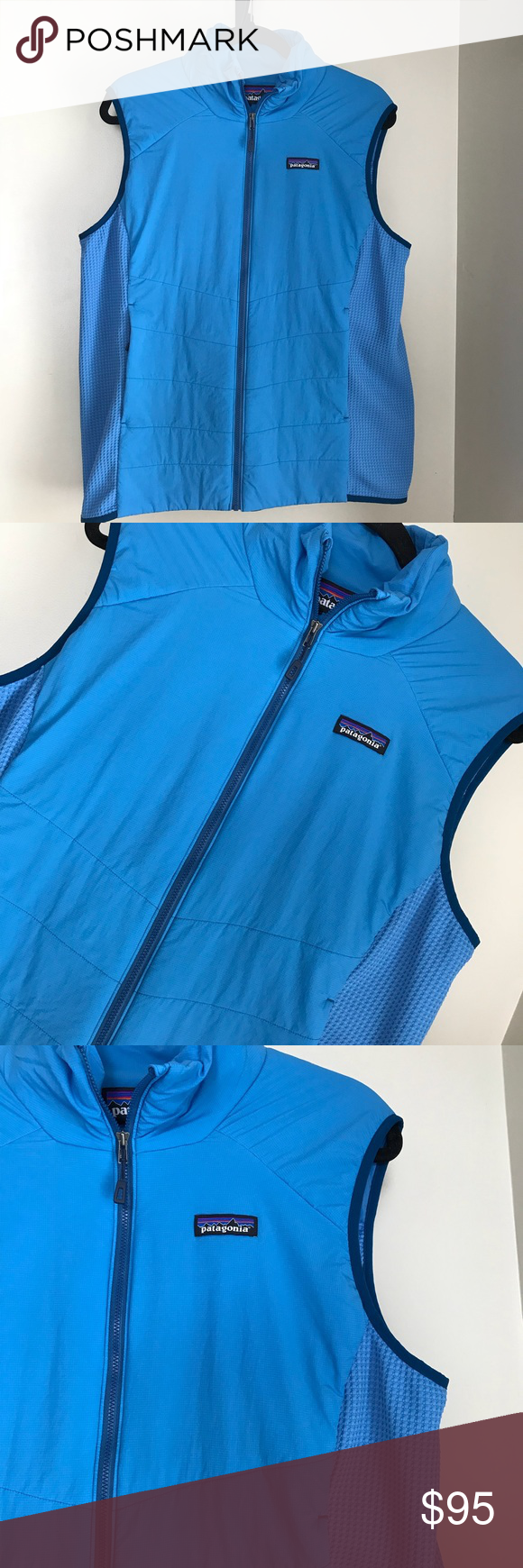 Patagonia Nano Air light hybrid vest Excellent like new