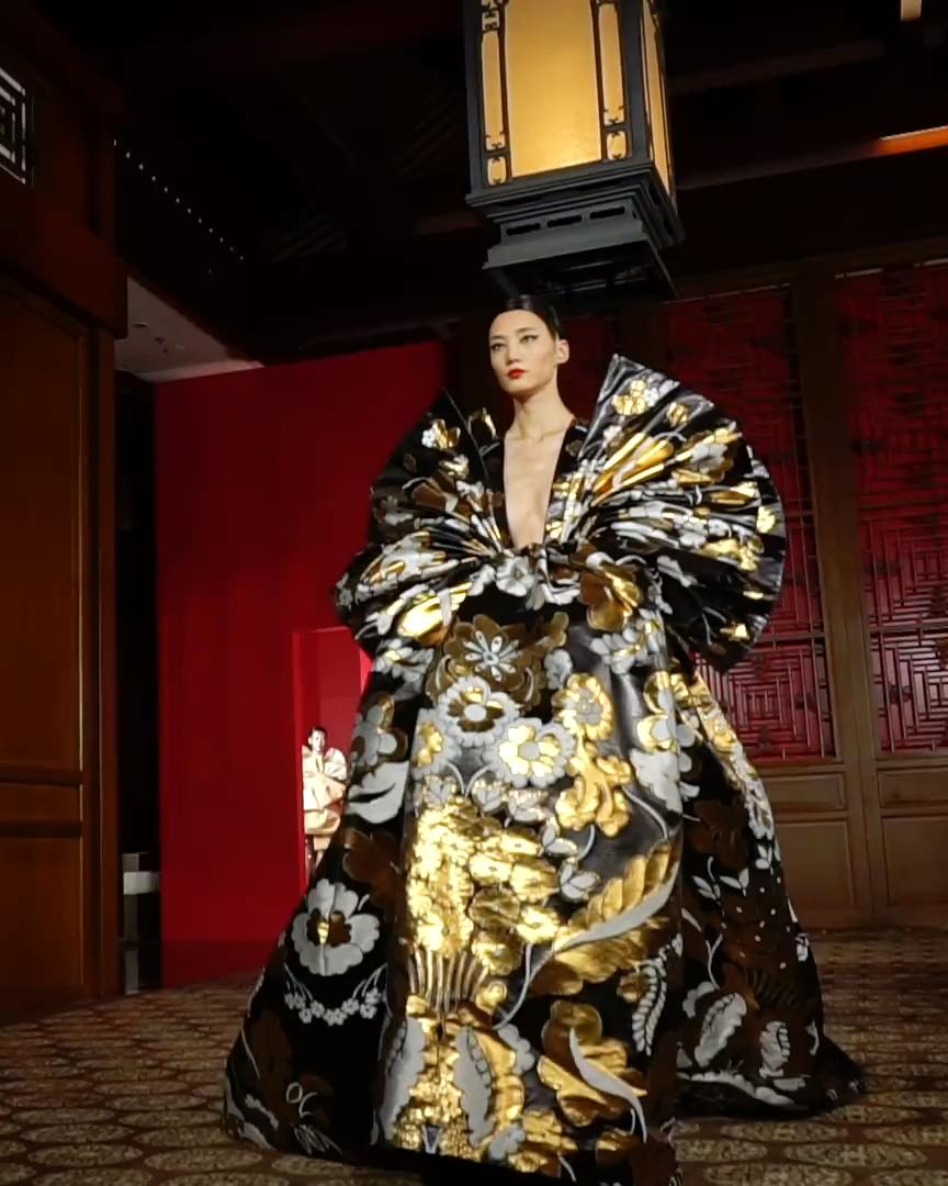 Photo of Valentino Haute Couture Beijing DayDream Spring Summer 2020