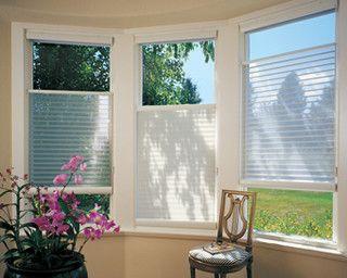 透光型風琴簾 二重奏 Hunter Douglas Silhouette Curtains Living Room Curtains With Blinds