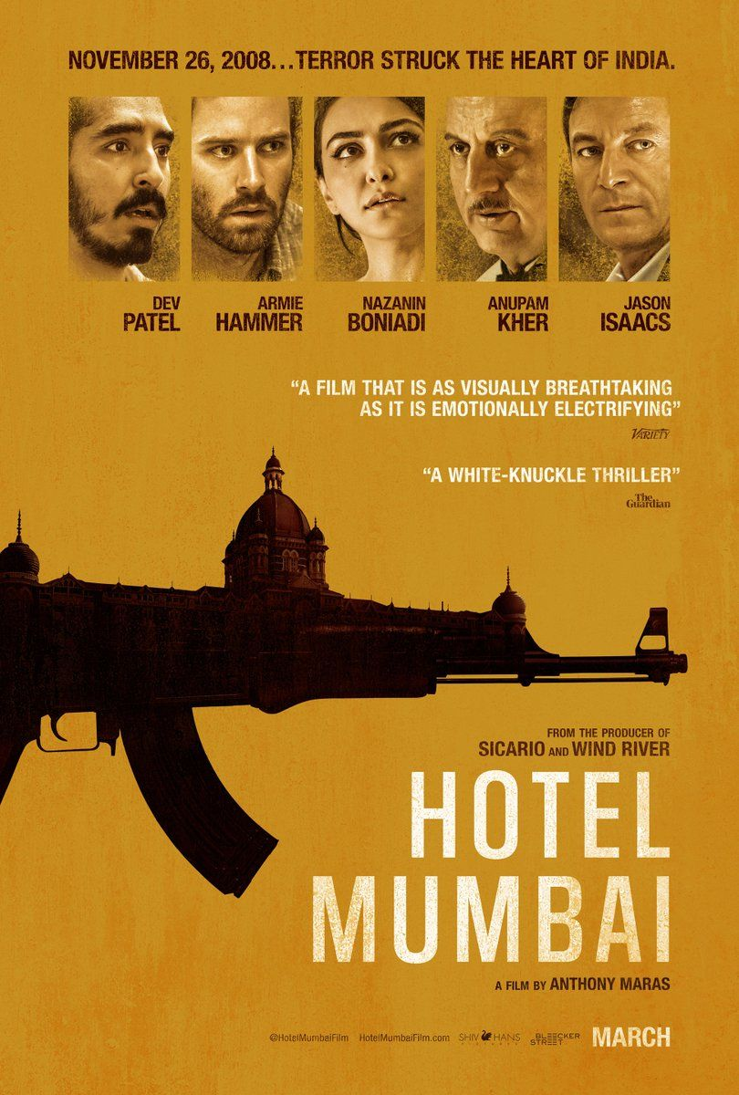 New Poster For Hotel Mumbai Designporn With Images Mumbai