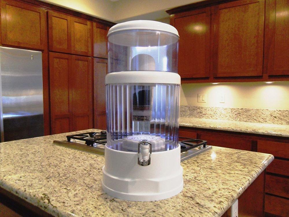Drinking Water Purifier System Alkaline Home Dispenser Filter