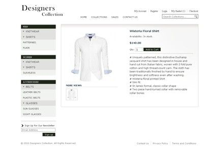 http://www.victoo.net/designers-collection-free-magento-template-215.html