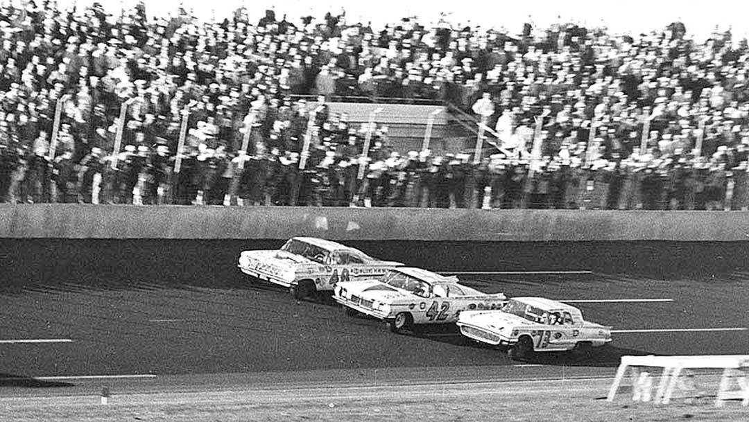 1959 Daytona Photo Finish Daytona races, Daytona 500, Nascar