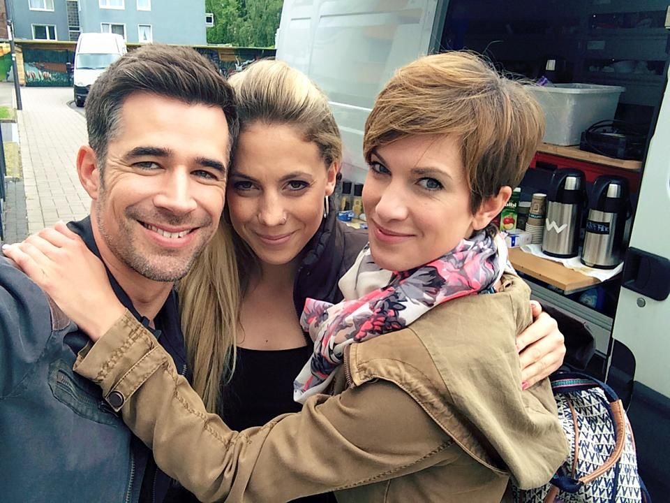 C Jo Weil With La Fee And Isabell Horn Haare Und Beauty Haare