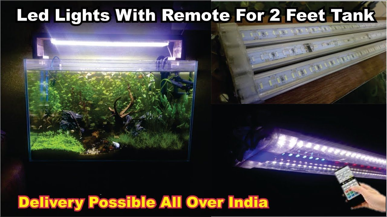 Led Aquarium Moonlight For Sale With Wireless Remote Led Lights For Plan Led Lights Lights Remote
