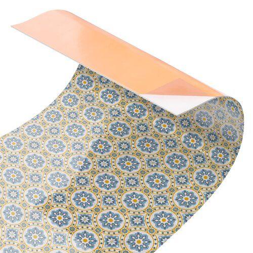Bloomsbury Market Hart-Kunststofffolie Spritzschutzpaneel Selbstklebend Astor | Wayfair.de #kitchensplashbacks