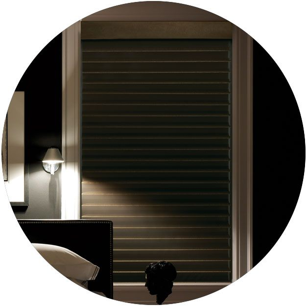 Learn The Difference Between Room Darkening And Blackout Options With Hunter Douglas Products
