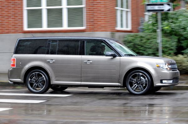 Top Ten Best Sleeper Cars Automobile Magazine Ford Flex Ford