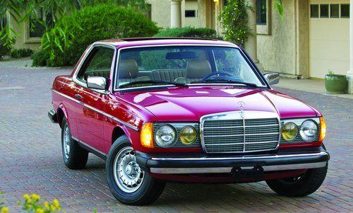 1976-1985 Mercedes-Benz W123   Mercedes benz unimog ...