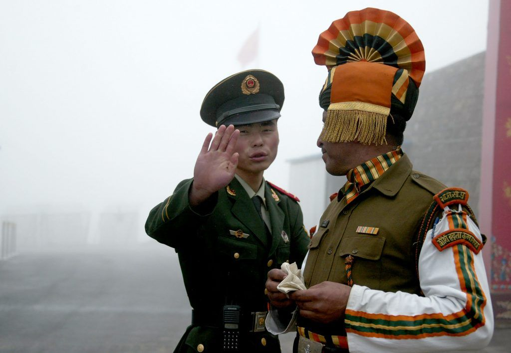 Could a war break out between India and China — again