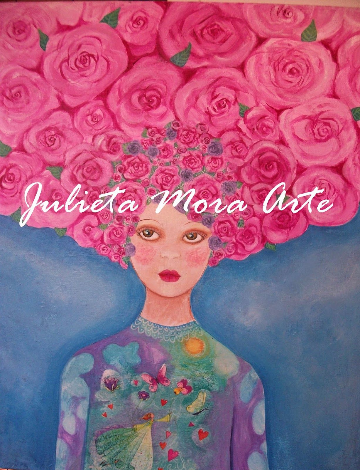 Arte infantil de Julieta Mora. Argentina