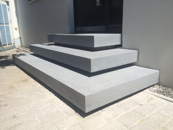 betontreppe eingang haus pinterest treppe eingang und haus. Black Bedroom Furniture Sets. Home Design Ideas