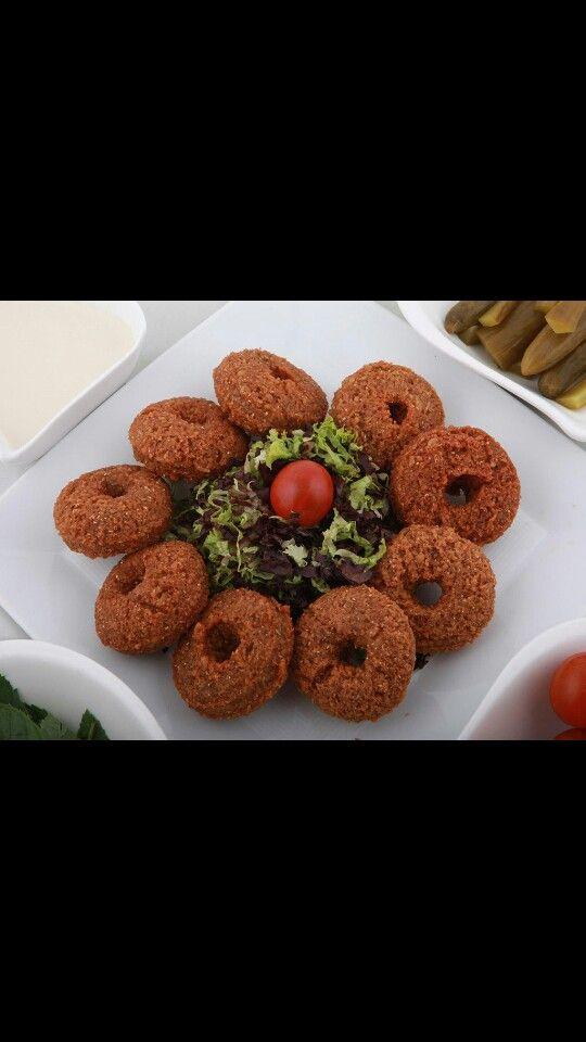 Falafel....Syrian food